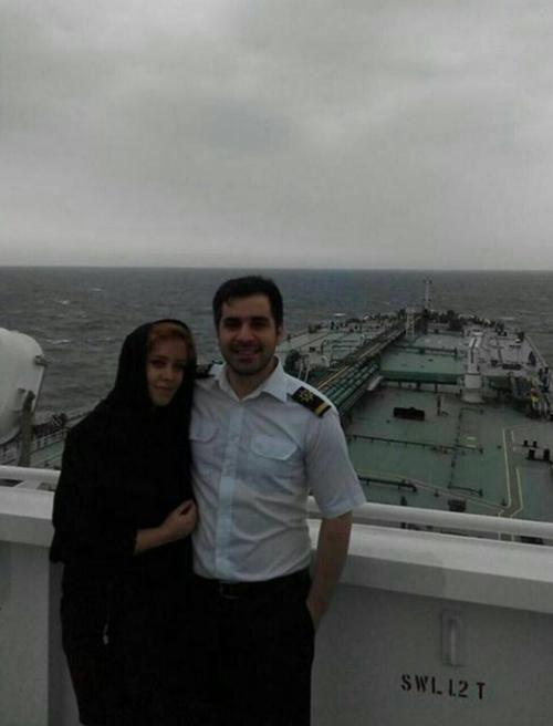 اسم و عکس از جانباختگان در حادثه کشتی سانچی