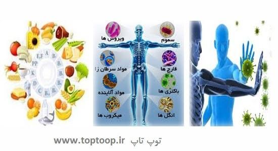 افزایش سیستم ایمنی بدن
