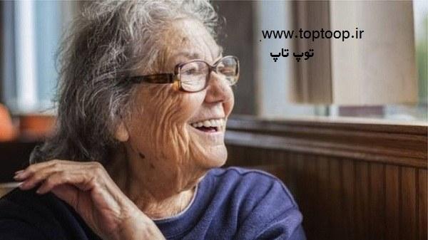 زندگی سالم در دوران پیری