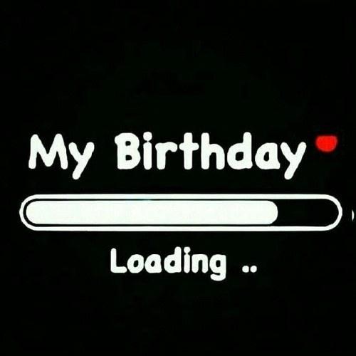 عکس نوشته نزدیک شدن به روز تولدم