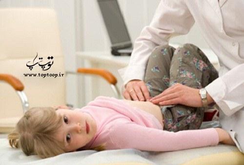 زمان مراجعه به پزشک برای دل درد کودکان