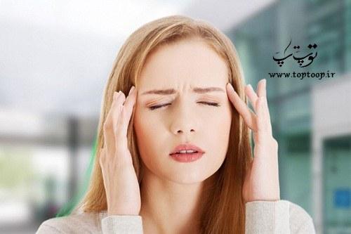 درمان سردرد سینوسی و میگرن