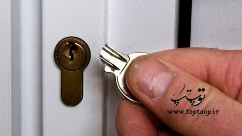 تعبیر خواب شکستن کلید