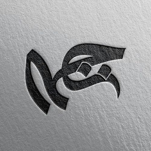 طراحی لوگوی اسم نجمه