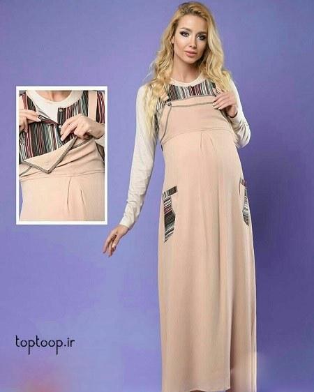 مدل لباس حاملگی 2019 همراه با گالری تصاویر
