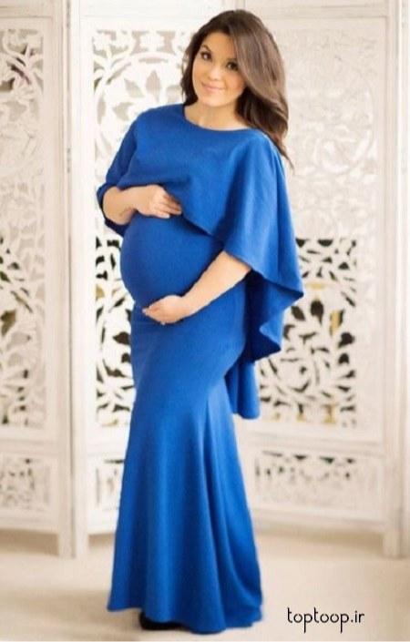 مدل لباس بارداری مجلسی سال 98