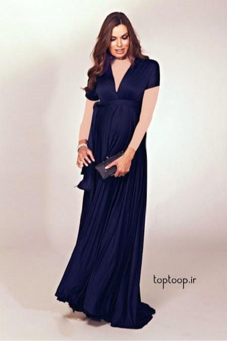 مدل لباس حاملگی اسلامی ویژه سال 98