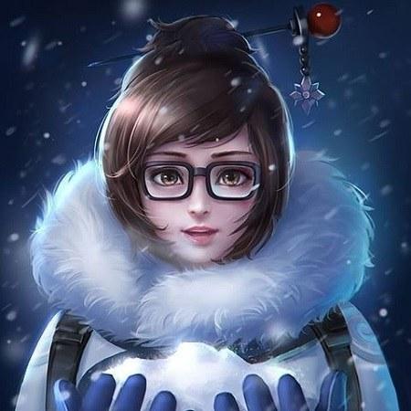 عکس های قشنگ و خاص کارتونی برای پروفایل دخترونه