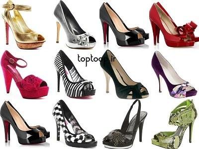 تعبیر خواب خریدن کفش با سایر رنگ ها