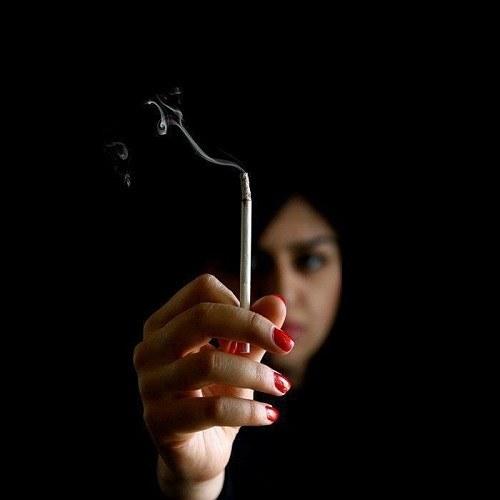 زیباترین عکس نوشته ها درباره ی سیگار برای پروفایل تلگرام