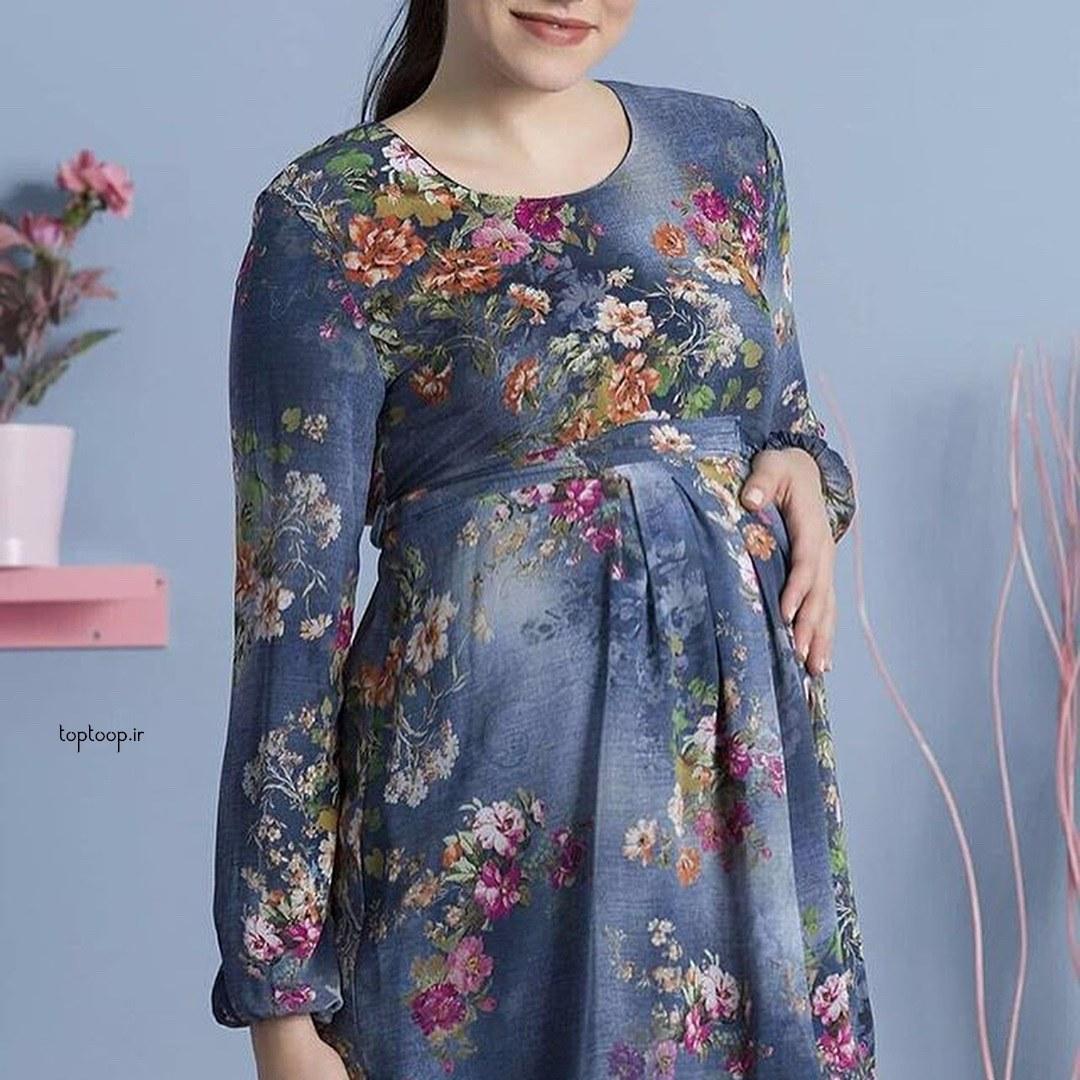 عکس جدیدترین مدلهای لباس حاملگی
