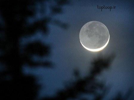 تعبیر خواب ماه