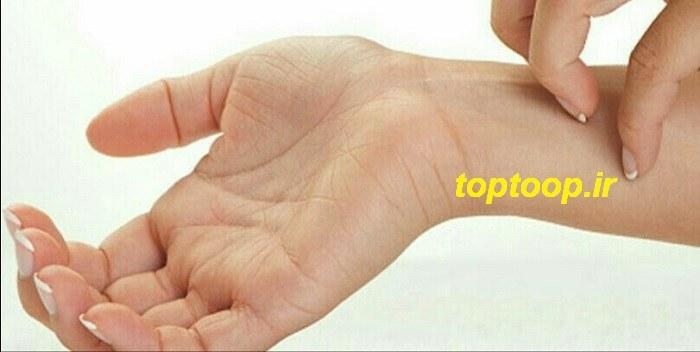 تعبیر خواب دمل روی دست