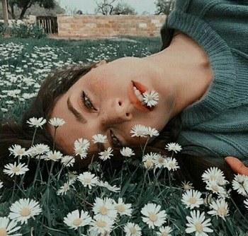 تصاویر دختر زیبا در طبیعت مناسب پروفایل
