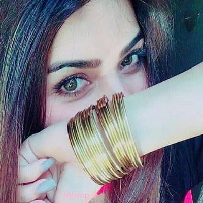 دختر هندی زیبا