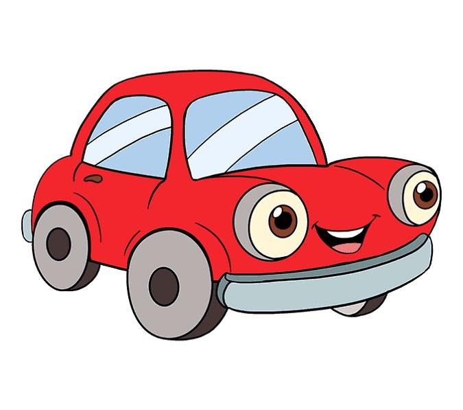 رنگ آمیزی نقاشی ماشین