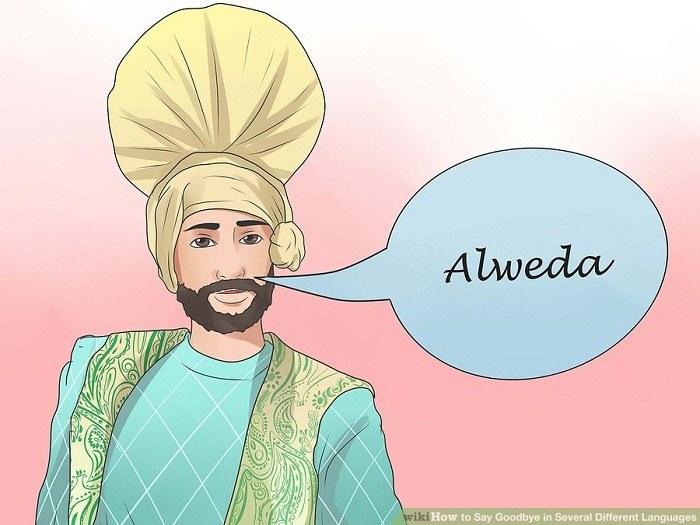 خداحافظی به زبان پنجابی
