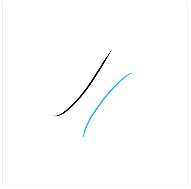 آموزش نقاشی استخوان سگ (2)