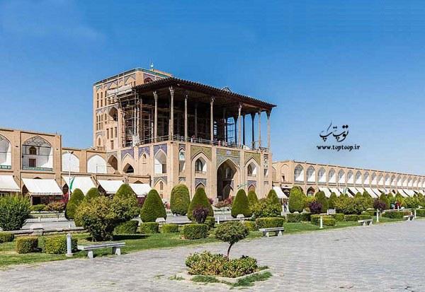 شعر درباره اصفهان نصف جهان