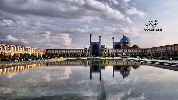 شعرهای مختلف و زیبا راجع به اصفهان