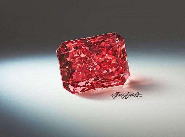 تعبیر خواب الماس قرمز