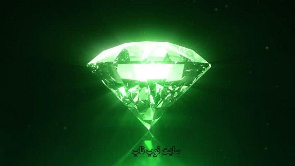 تعبیر خواب الماس سبز