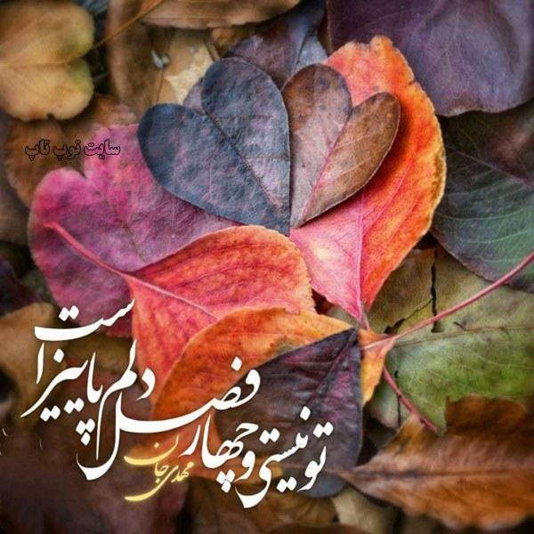 جدیدترین عکس نوشته های در مورد امام زمان عج با شعر