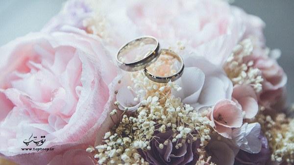 متن عاشقانه انگلیسی درباره ازدواج