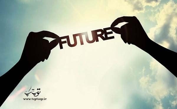 متن انگلیسی در مورد زمان آینده