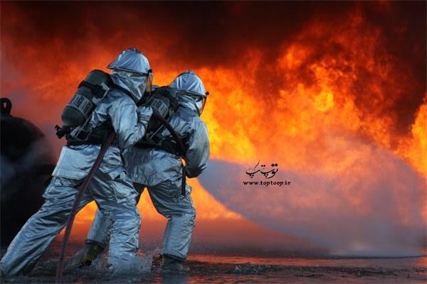 مقاله انگلیسی درباره ی شغل آتش نشانی با معنی فارسی