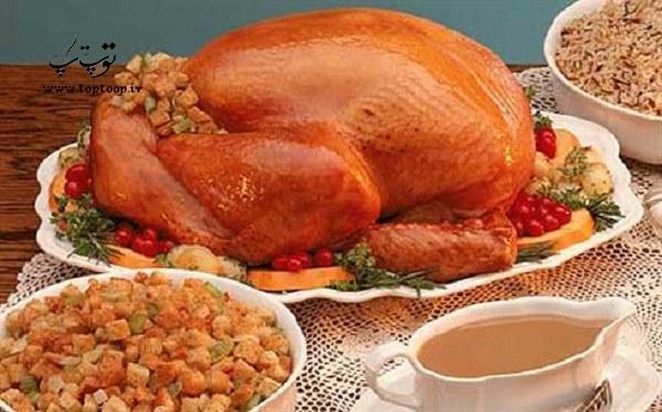 بررسی فواید گوشت مرغ و بوقلمون