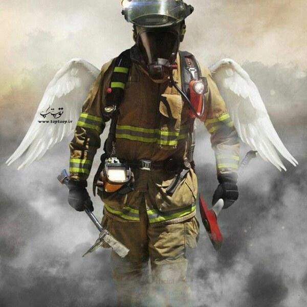 آتش نشانی ، تحقیق درباره ی آتش نشان به انگلیسی