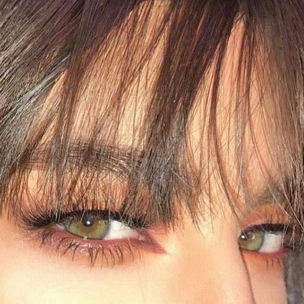 عکس پروفایل دخترونه چشم و صورت