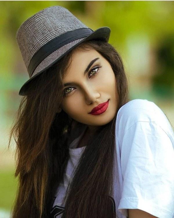 عکس ژست دخترانه جدید