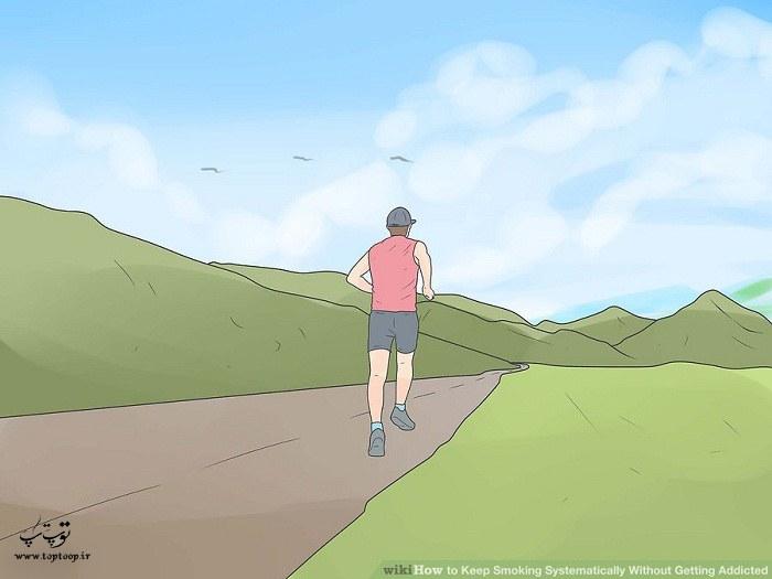 وقت گذاشتن برای ورزش