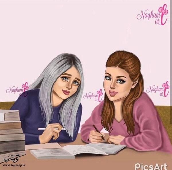 www.عکس دخترونه دوستانه