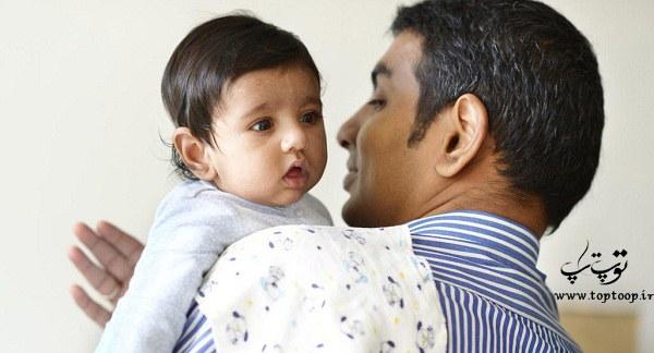 درباره ی آروغ زدن نوزاد قبل از خواب ، آیا آروغ زدن نشانه ای از سیر شدن است؟