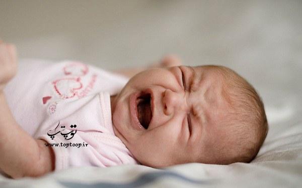 روشهایی برای خواباندن نوزاد در شب ها