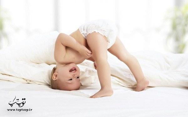 تعبیر خواب پوشک بچه پسر و دختر