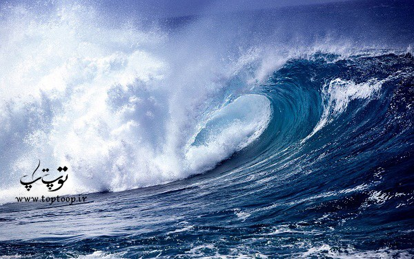 تعبیر خواب موج بزرگ دریا
