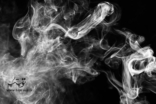 تعبیر خواب دود سیگار