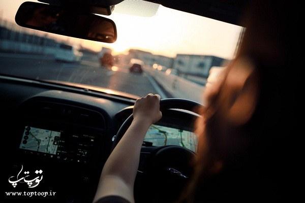 تعبیر خواب مرده ای که رانندگی می کند