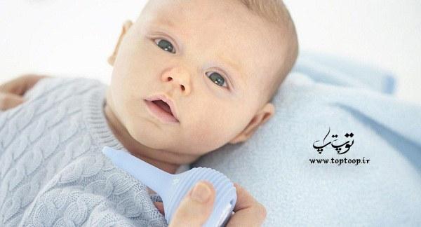 سرماخوردگی نوزادان چه خطری دارد ، چگونه از سرماخوردگی نوزاد پیشگیری کنیم