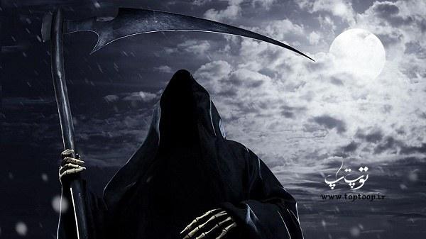 تعبیر خواب عزائیل با لباس سیاه