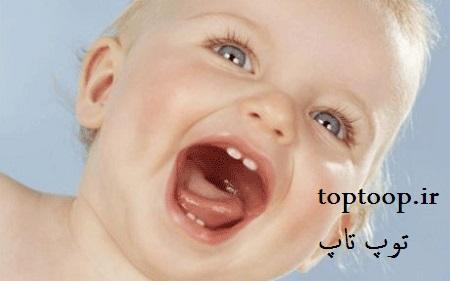 تعبیر خواب دندان دراوردن کودکان و نوزادن