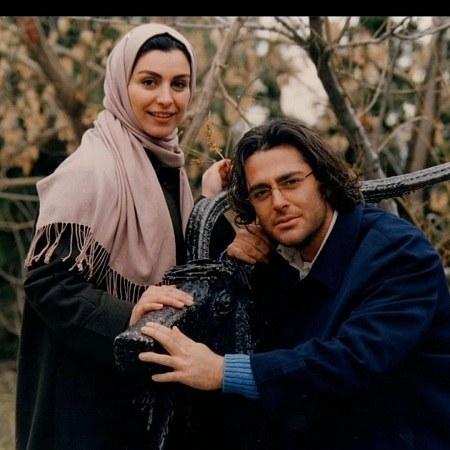 عکس محمدرضا گلزار و ماهچهره خلیلی