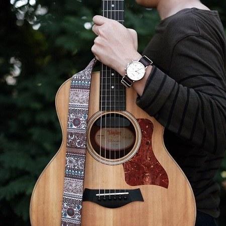 عکس گیتار برای پروفایل پسرونه