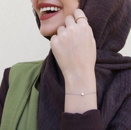 عکس پروفایل شاد دخترونه باحجاب