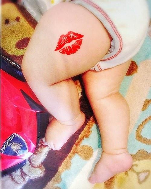 عکس نوزاد دختر خوشگل تازه متولد شده