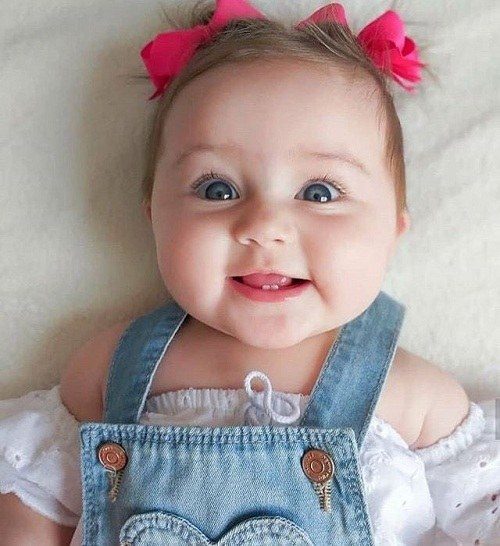 عکس از بچه ، بچه قشنگ ، عکس نوزاد دختر خوشگل